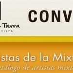 Convocatoria de exposición y presentación de catalogo de arte mixteco