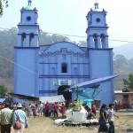 """Celebran triquis el 3° Viernes de Cuaresma a """"Tata Chu"""" en San Juan Copala"""