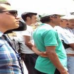 Influyentes hijos de funcionario municipal golpean a joven