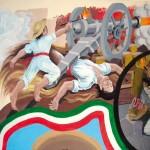 Mural enaltece la mixteca en Teposcolula