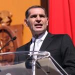 Discurso del Lic. Gabino Cué, gobernador constitucional del estado de Oaxaca