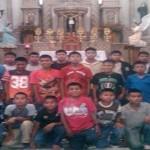 Participan niños triquis en torneo deportivo de Guanajuato