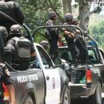 Frustran policías estatales asalto en zona Triqui