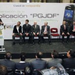 Presenta GDF Ministerio Público Virtual para teléfonos móviles
